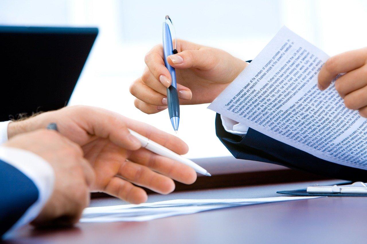 Zatrudnij specjalistów do audytu umowy